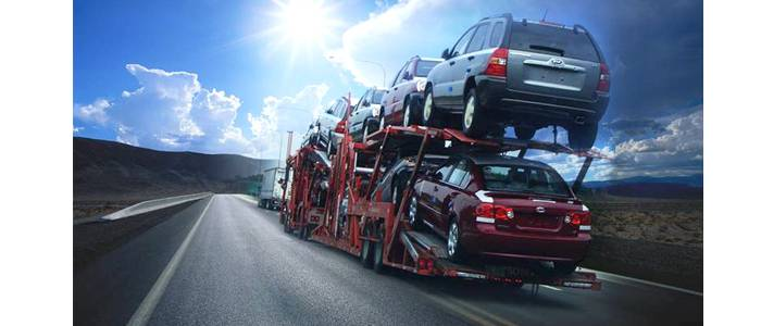 Car Shipping Companies Los Angeles